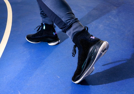 "The Under Armour Curry 4 ""More Range"" Is Available Now"