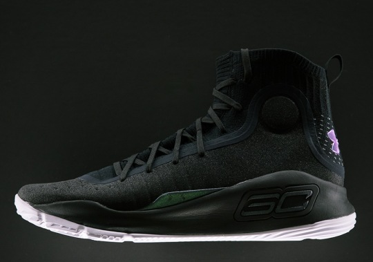 "The UA Curry 4 ""More Range"" Arrives Just In Time For Christmas"