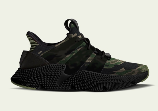 UNDEFEATED Brings Camo Prints To The adidas Prophere