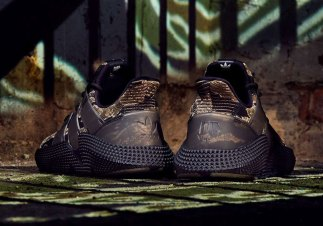 UNDFTD x adidas Consortium Prophere Releases On December 23rd Worldwide