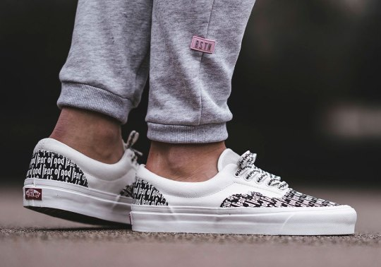 Is A Fear Of God x Vans Restock Coming To Pac Sun?