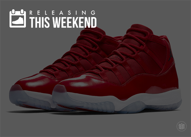 Air Jordan 11 Win Like '96, The Next Yeezy, And More Sneakers Releasing This Week