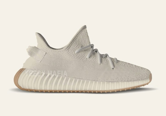 "adidas Yeezy Boost 350 v2 ""Sesame"" Releasing In August 2018"