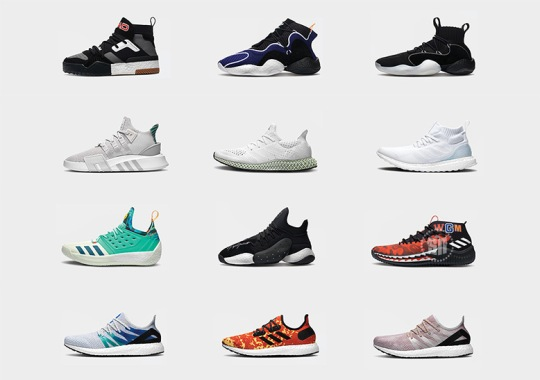 Every Sneaker Releasing At adidas 747 Warehouse St. During All-Star Weekend