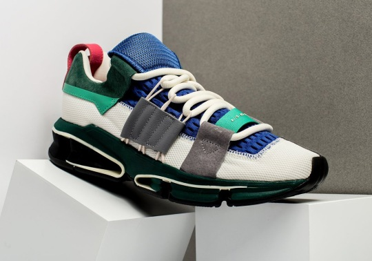 The adidas Twinstrike ADV Just Released In Another Colorful Style