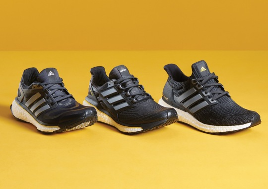 """adidas BOOST """"5th Anniversary Pack"""" Releases This Thursday"""