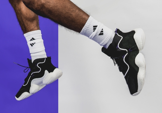 The adidas Crazy BYW LVL 1 Releases This Weekend