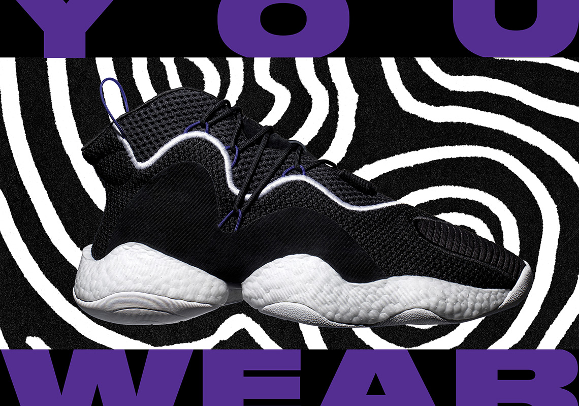 adidas Originals Officially Unveils The Crazy BYW 2b0df9d82