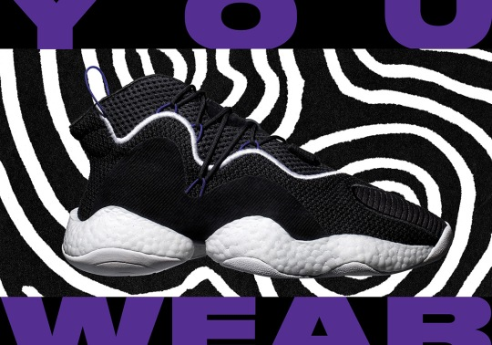 adidas Originals Officially Unveils The Crazy BYW