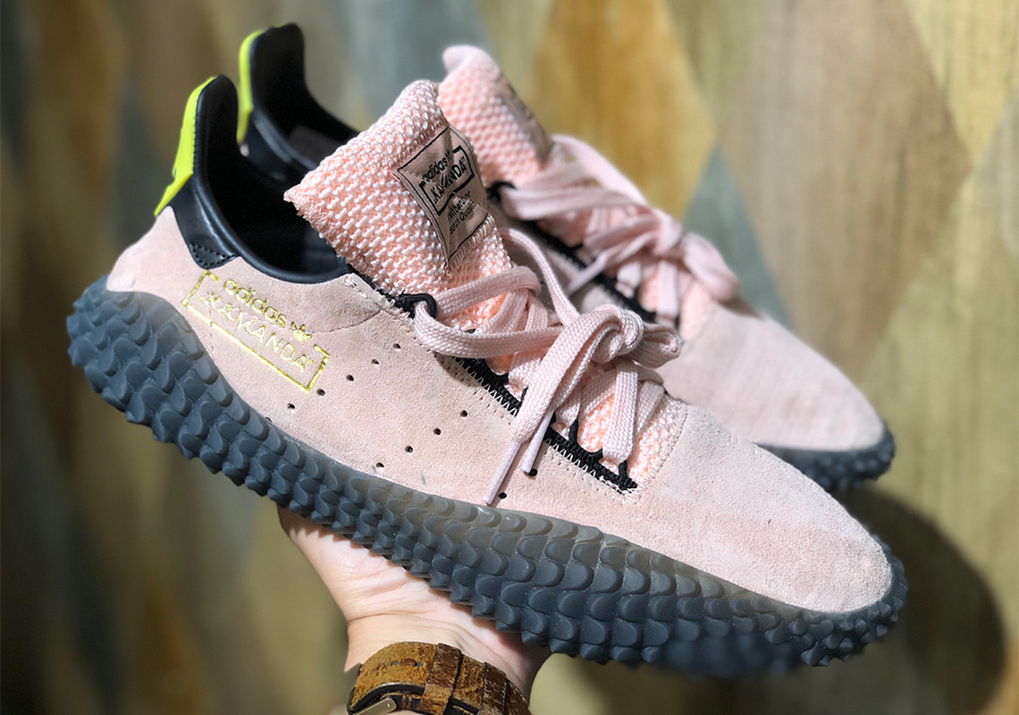 "uk availability 2c4f7 1923f Dragon Ball Z x adidas Kamanda ""Majin Buu"" Release Date November 2018"