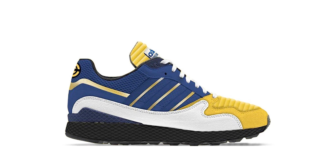 "the best attitude f3949 11eae Dragon Ball Z x adidas Ultra Tech ""Vegeta"" Release Date November 2018"