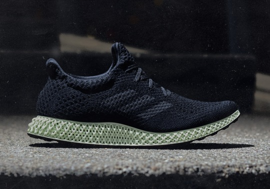 adidas Futurecraft 4D Releasing On January 18th