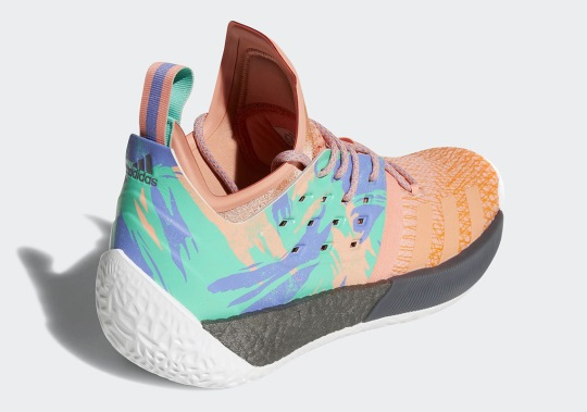 James Harden's Next adidas Signature Shoe, The Harden Vol. 2, Will Release In Mid-February