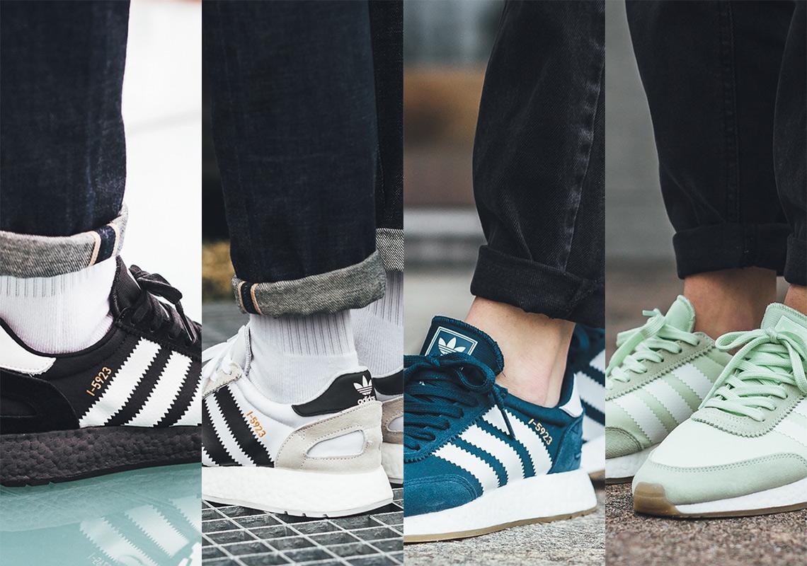 Adidas Iniki Runner Boost – I 5923 Black BD7525 Solezilla