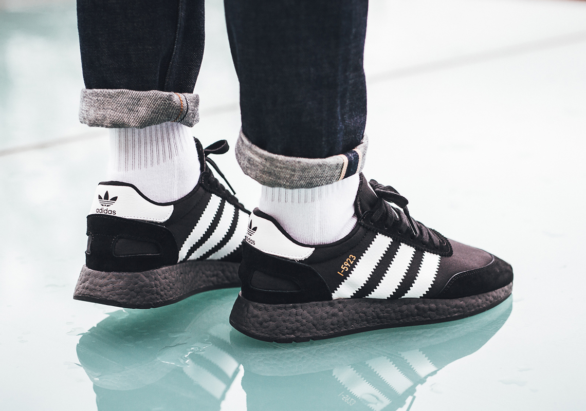 adidas shoes i 5923 black style letter trump 627994