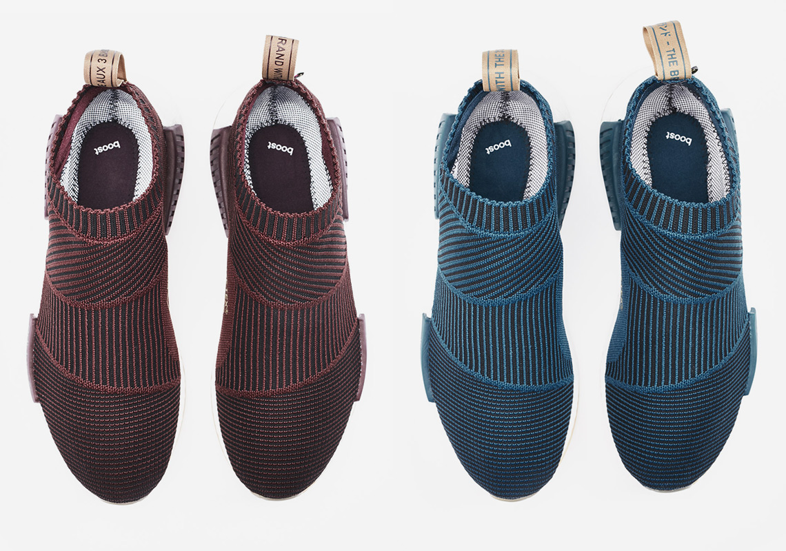 adidas NMD CS1 Gore-Tex Releasing In Two Colorways Exclusively At Sneakernstuff
