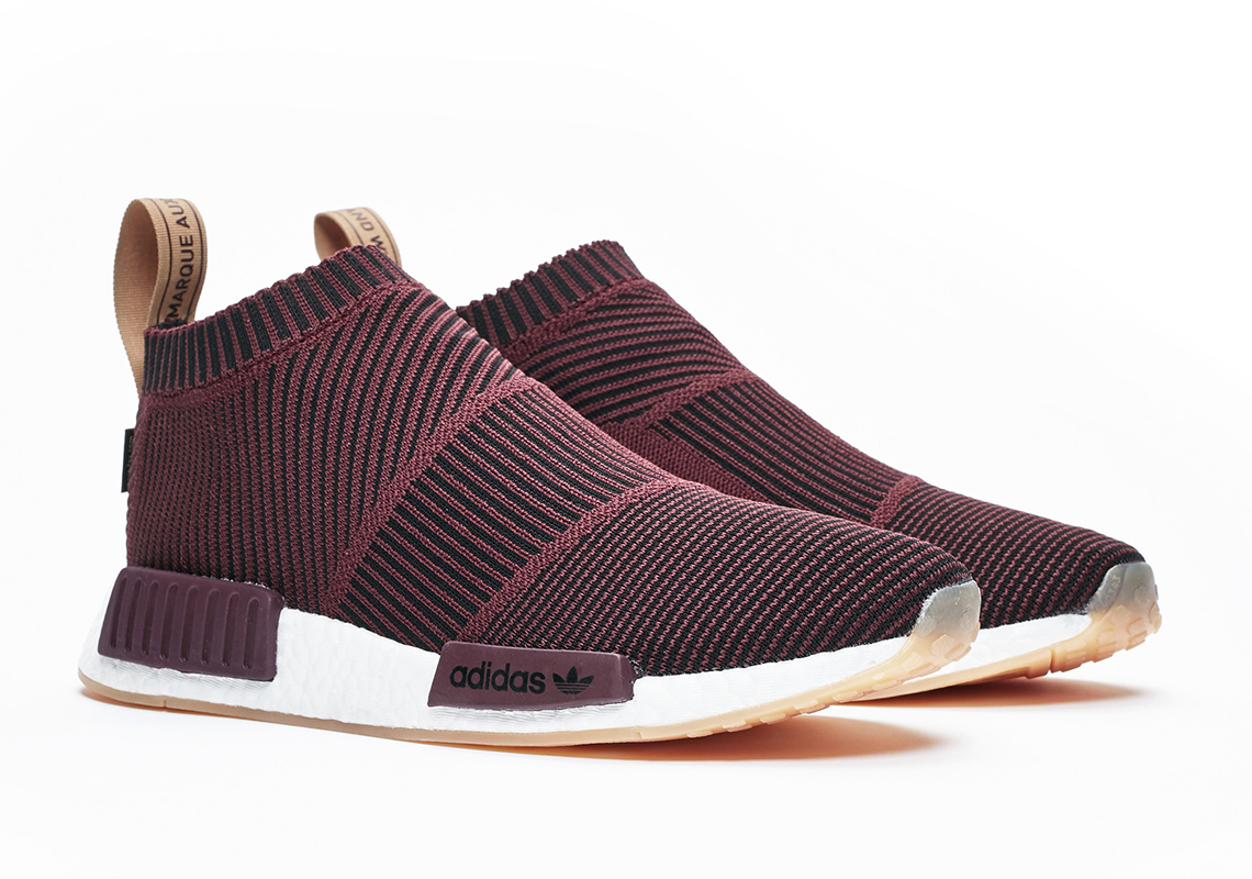 sneakersnstuff x adidas nmd cs1 gore tex release info. Black Bedroom Furniture Sets. Home Design Ideas
