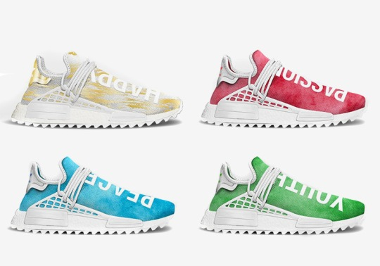 "adidas NMD Human Race ""China Exclusive"" Pack Coming In May"