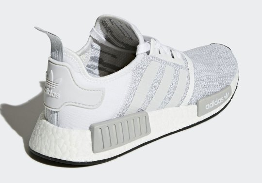 "adidas NMD R1 ""Blizzard"" Releases In February"