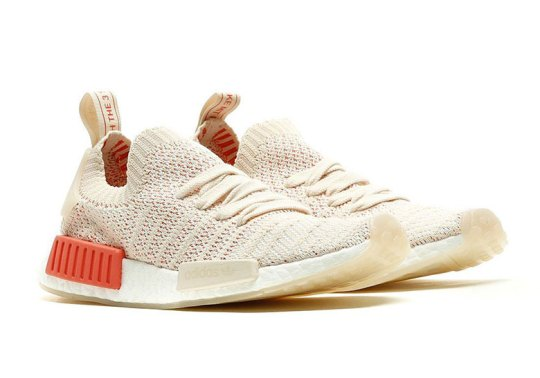 "adidas NMD R1 STLT Primeknit Dropping In ""Linen"""