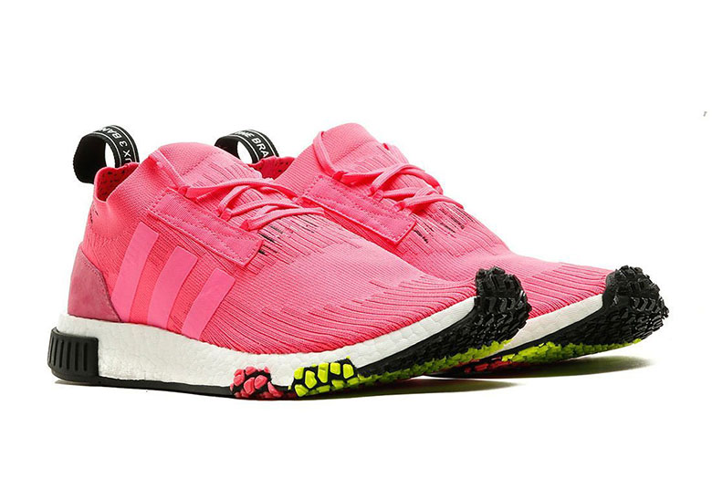 a58f7915ee040 adidas NMD Racer Hot Pink CQ2442 Release Info