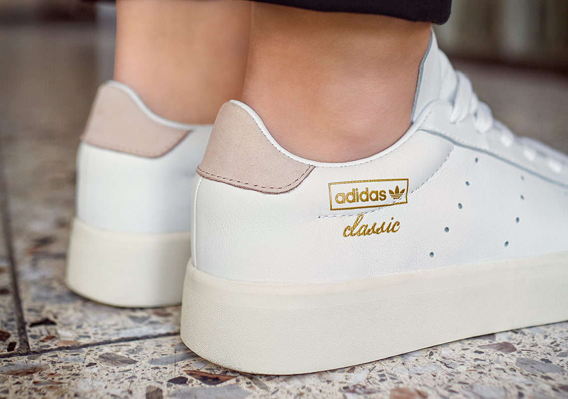 hot sale online 671ed 14f6f adidas Everyn Release Date January 24, 2018. Color White