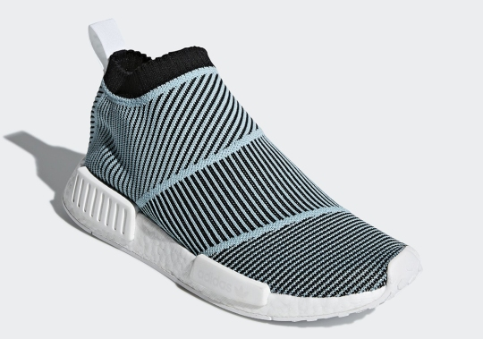 Parley For The Oceans x adidas NMD City Sock Coming Spring/Summer 2018