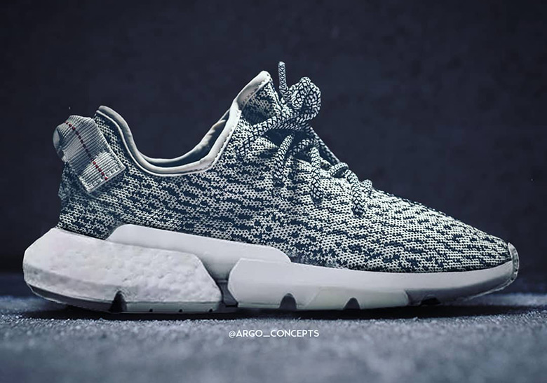 675ceb0a8cd2 Upcoming adidas P.O.D. Shoe Revealed In Yeezy-Inspired Renderings