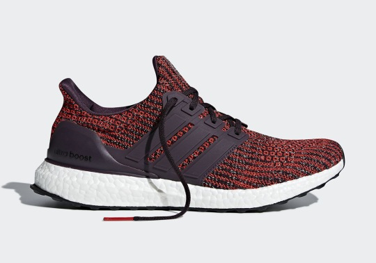 Burgundy Returns To The adidas Ultra Boost Series
