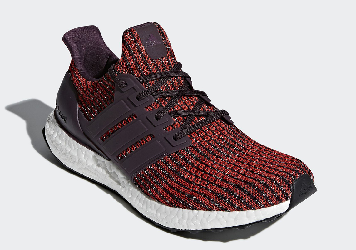 Burgundy Returns To The adidas Ultra Boost Series - SneakerNews.com 22fce0436