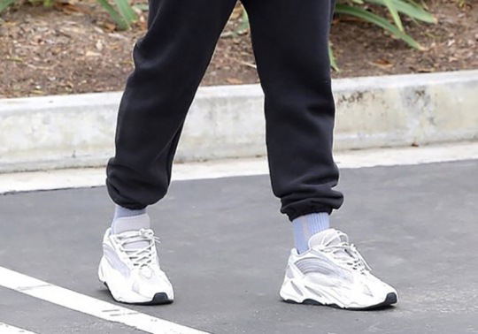 Kanye West Reveals New adidas Yeezy Boost 700 Wave Runner Style In White