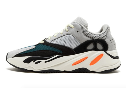The adidas Yeezy BOOST 700 Wave Runner Is Restocking Worldwide Soon