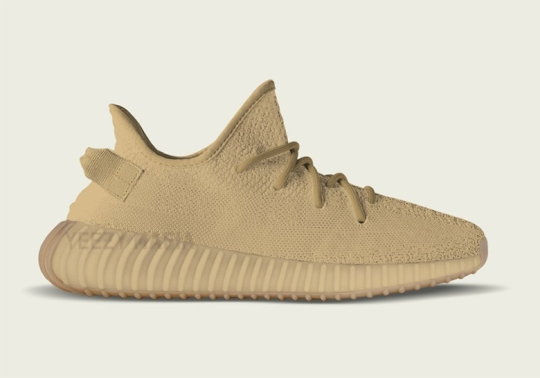 "adidas Yeezy Boost 350 v2 ""Peanut Butter"" Coming In June"