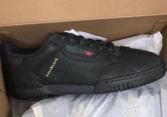 adidas Yeezy Powerphase Calabasas In Black Postponed To Spring 2018