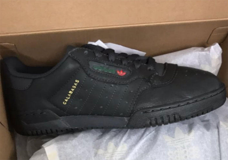 size 40 ad7e5 a1537 adidas Yeezy Powerphase Calabasas In Black Postponed To Spring 2018
