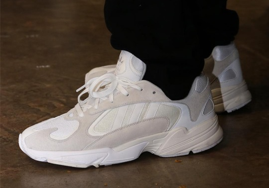 Upcoming adidas Yung-1 Spotted At Men's Paris Fashion Week