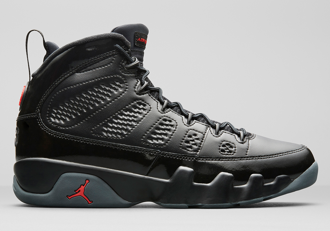 "Air Jordan 9 ""LA All-Star"" + Air Jordan 9 ""Bred PE"" Spring ..."