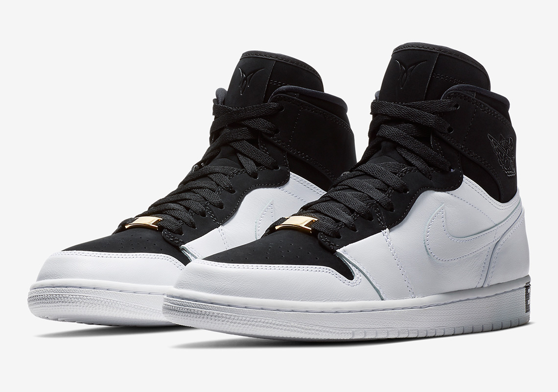 super popular 26585 22cb7 Air Jordan 1 BHM Release Date  January 15th, 2018