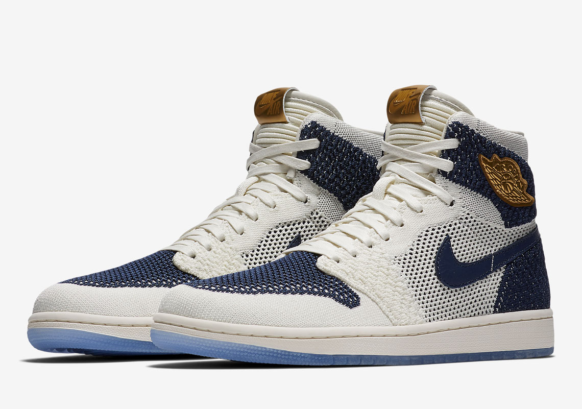 20962a94a6d933 Jordan Brand Adds The Air Jordan 1 Flyknit To Its RE2PECT Collection