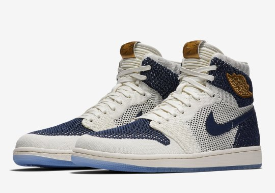 Jordan Brand Adds The Air Jordan 1 Flyknit To Its RE2PECT Collection
