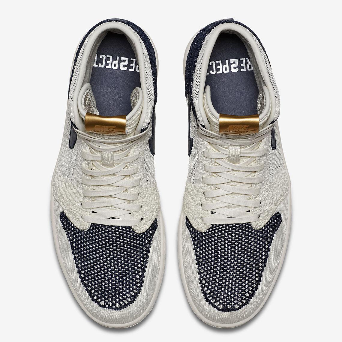 Air Jordan 1 Flyknit RE2PECT Coming