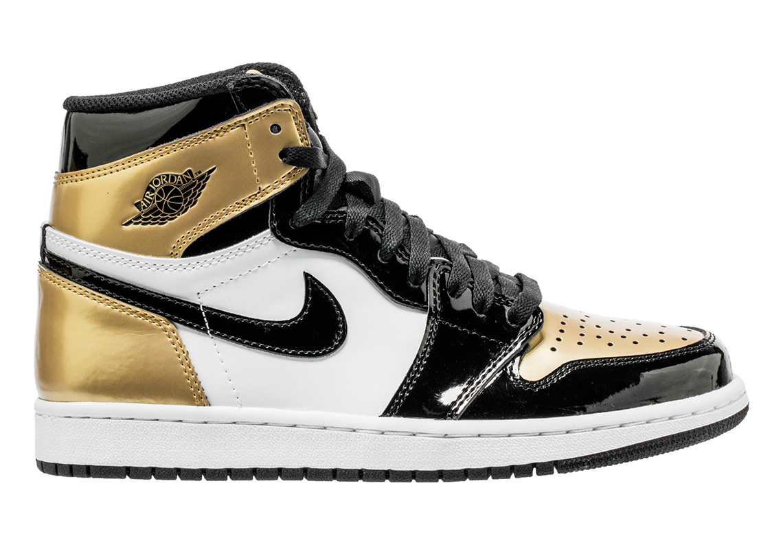 e05052c99b4 Air Jordan 1 Gold Toe 861428-007 Release Info | SneakerNews.com