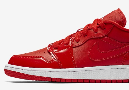 "The Air Jordan 1 Low Gets The ""Win Like '96"" Colorway"