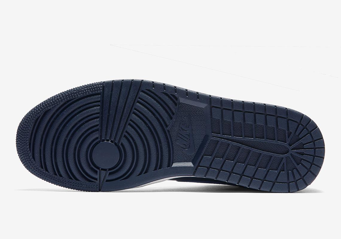 Air Jordan En Mid Obsidian TrDo3k