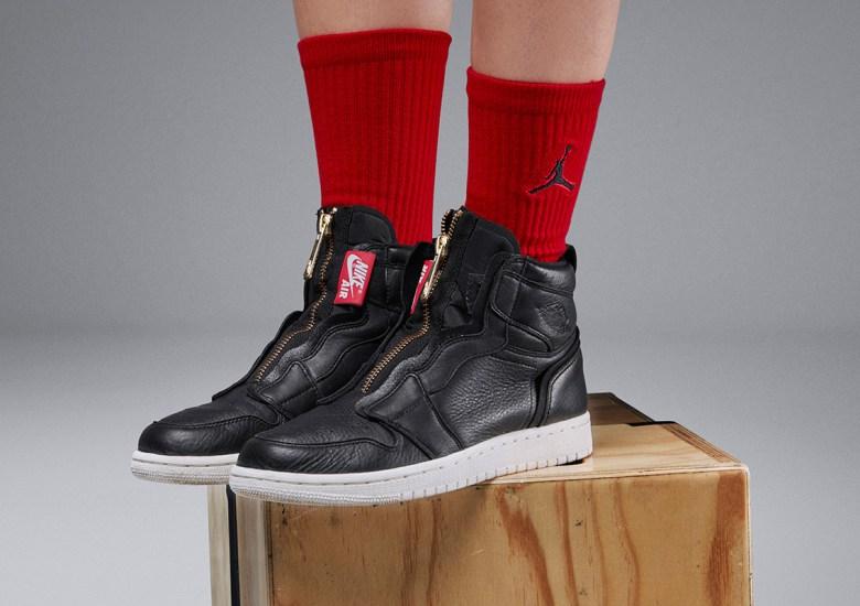 Jordan Brand Reveals The Air Jordan 1 High Zip cac2bfd3a430