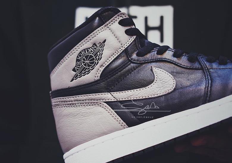 Air Jordan 1 Retro Altas Notas De Sombra Og b4rHOA