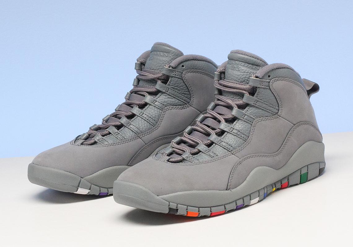 promo code af06d 953a9 Air Jordan 10