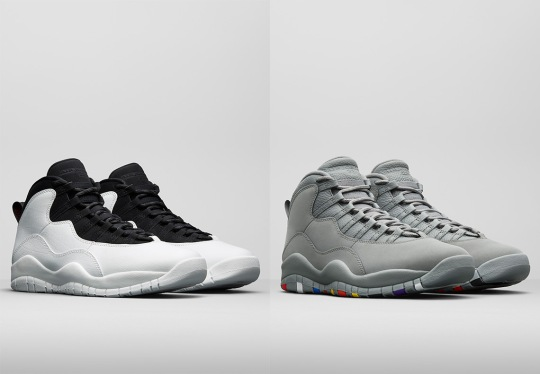 Jordan Brand Celebrate 23 Years Of The Air Jordan 10 With Two Incredible Releases