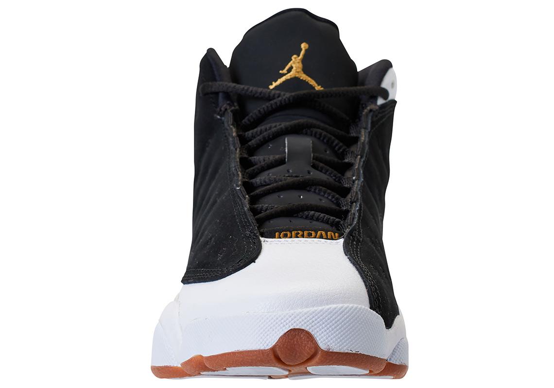 d583458b63ec Air Jordan 13 Kids Gum Soles 439358-021 Release Info