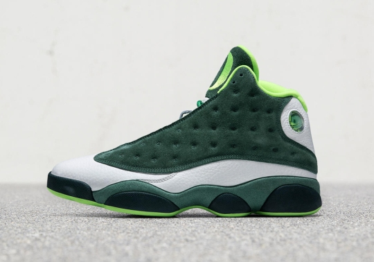 Oregon's Football Team Is Getting Its Own Air Jordan 13 F&F Colorway